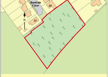 Thumbnail Land for sale in Land At Bartletts Close, Minster On Sea, Sheerness, Kent