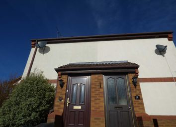 Thumbnail 1 bed town house to rent in Yately Close, Luton
