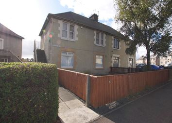 Thumbnail 2 bed flat to rent in Ossian Crescent, Methil, Leven