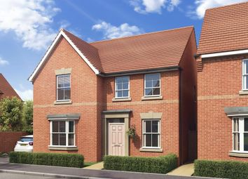 "Thumbnail 4 bed detached house for sale in ""Holden"" at Millens Row, Ashford Road, Leaveland, Faversham"