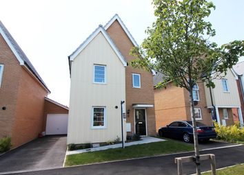 Thumbnail 4 bed detached house for sale in Plover Road, Stanway, Colchester