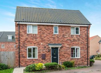 Thumbnail 3 bed semi-detached house for sale in Red Lodge, Bury St Edmunds, Suffolk