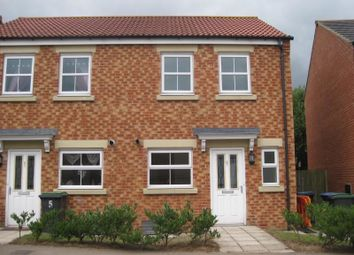 Thumbnail 2 bed semi-detached house to rent in Ash Grove, Consett