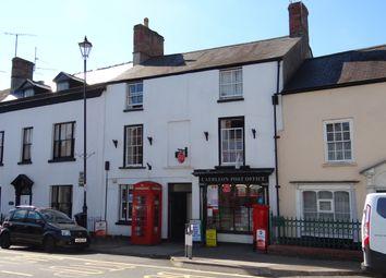 Thumbnail Retail premises for sale in 31 High Street, Caerleon, Newport