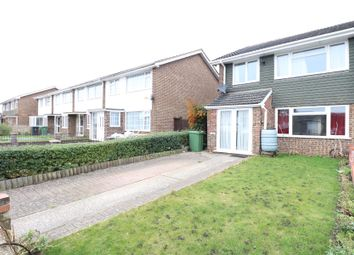 Thumbnail 3 bedroom semi-detached house to rent in Handel Close, Basingstoke