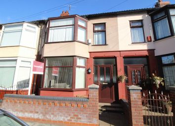 Thumbnail 3 bed terraced house for sale in Hanford Avenue, Walton, Liverpool