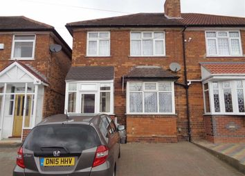 Thumbnail 3 bed property for sale in Stechford Road, Hodge Hill, Birmingham