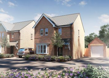 "Thumbnail 3 bedroom detached house for sale in ""The Whitfield"" at Witney Road, Kingston Bagpuize, Abingdon"