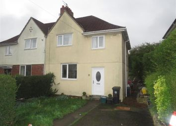 Thumbnail 3 bed semi-detached house for sale in Henshaw Road, Kingswood, Bristol