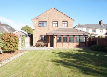 Thumbnail 4 bed detached house for sale in Chester Road, Sutton Weaver, Frodsham