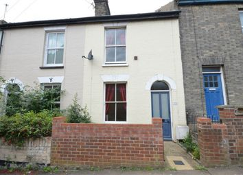Thumbnail 2 bedroom terraced house for sale in Harbour Road, Norwich