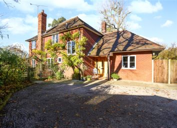Thumbnail 4 bed detached house for sale in Church Lane, East Worldham, Alton, Hampshire