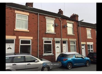 Thumbnail 2 bed terraced house to rent in Edward Street, Bignall End, Stoke-On-Trent