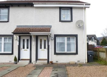 Thumbnail 2 bed semi-detached house for sale in Glengyle Place, Callander