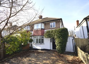 Thumbnail 3 bed semi-detached house for sale in Ashley Drive, Whitton, Twickenham