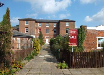 Thumbnail 2 bed flat for sale in The Vale, Swainsthorpe
