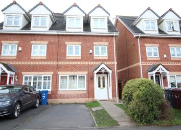 Thumbnail 5 bedroom town house for sale in Ambleside Drive, Liverpool, Merseyside