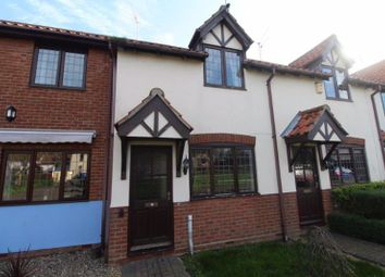 2 bed terraced house for sale in The Green, Lound, Lowestoft NR32