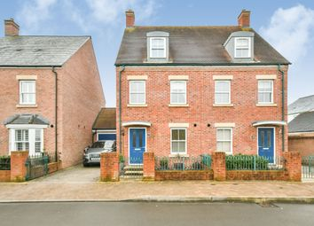 3 bed semi-detached house for sale in Stalldown Road, Swindon SN1