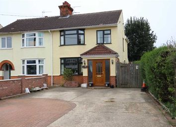 Thumbnail 3 bed semi-detached house for sale in Main Road, Kesgrave, Ipswich