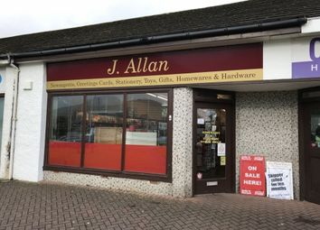 Thumbnail Retail premises for sale in Fort William, Highland