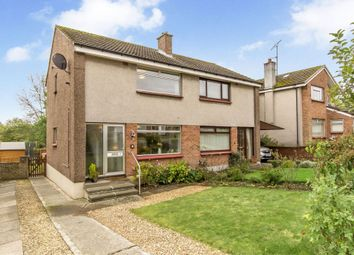Thumbnail 2 bed semi-detached house for sale in Blenheim Court, Penicuik