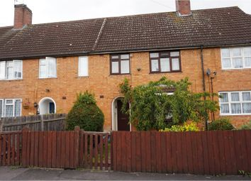 Thumbnail 3 bed town house for sale in Astley Close, Leicester