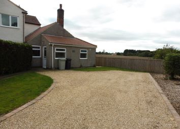 Thumbnail 2 bed semi-detached bungalow to rent in Lakeside Lido Caravan Camp, Warren Road, North Somercotes, Louth