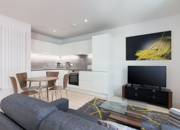 Corsair House, 5 Starboard Way, Royal Wharf, London E16. Studio to rent