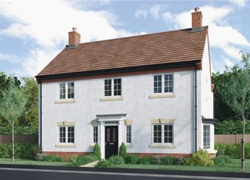 "Thumbnail 4 bedroom detached house for sale in ""Stainsby"" at Starflower Way, Mickleover, Derby"