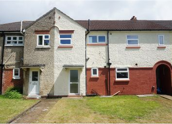 Thumbnail 3 bedroom terraced house for sale in Knighton Road, Southampton