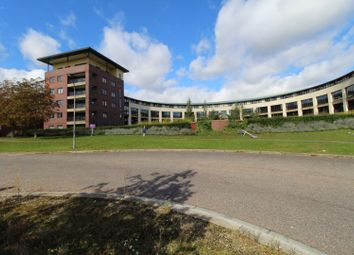 Thumbnail 2 bed flat for sale in Huntley Crescent, Milton Keynes