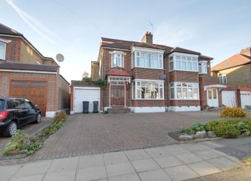 Thumbnail 4 bed semi-detached house for sale in Landra Gardens, Grange Park