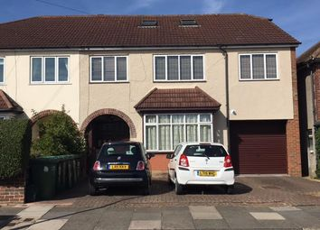 Thumbnail 1 bed flat for sale in Station Crescent, Ashford, Surrey