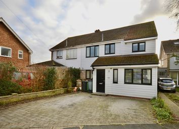 Thumbnail 4 bed semi-detached house for sale in Beadon Drive, Braintree