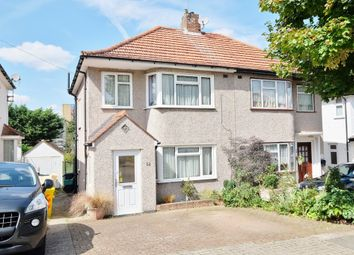 Thumbnail 3 bed semi-detached house for sale in Lodge Crescent, Orpington