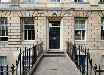 Thumbnail 2 bed flat to rent in Laura Place, Bath
