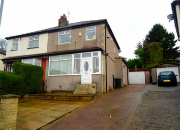 Thumbnail 3 bed semi-detached house for sale in High Park Crescent, Bradford, West Yorkshire