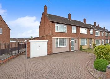 Thumbnail 3 bedroom end terrace house for sale in Harold Road, Stoke Hill, Coventry, West Midlands