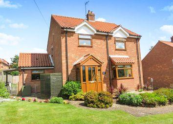Thumbnail 3 bedroom detached house for sale in Snettisham Road, Sedgeford, Hunstanton
