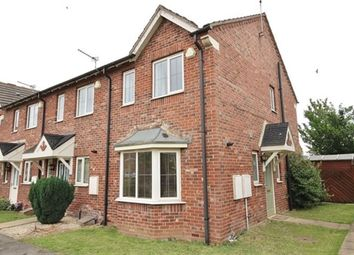 Thumbnail 2 bed semi-detached house to rent in Went Avenue, Snaith, Goole