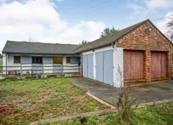 Thumbnail 3 bed detached bungalow for sale in Dagdale, Uttoxeter