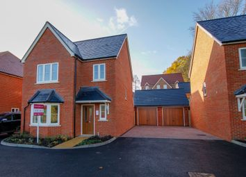 Thumbnail 3 bed detached house for sale in Fleet Road, Hartley Wintney, Hook