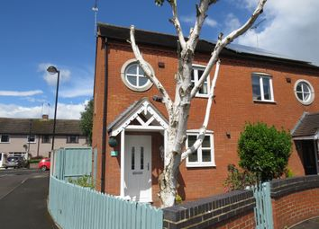 Thumbnail 3 bed semi-detached house for sale in Westgate Close, Rocester, Uttoxeter