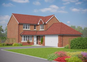 Thumbnail 4 bed detached house for sale in Middlewich Road, Sandbach