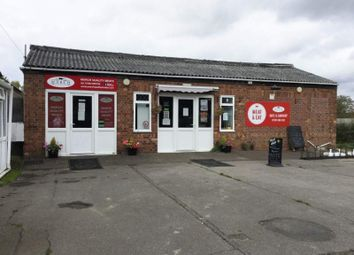 Thumbnail Restaurant/cafe for sale in High Street, Manea, March