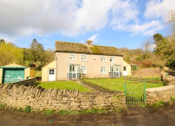 Thumbnail 4 bedroom detached house for sale in Coombe, Wotton-Under-Edge