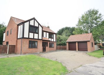 Thumbnail 4 bed property to rent in Doctors Meadow, Horsham St Faith, Norwich