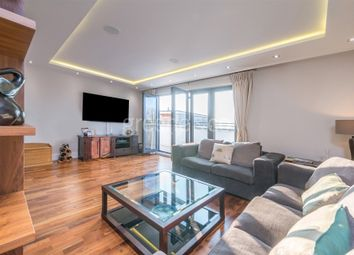 Thumbnail 3 bed flat for sale in Tudor House, Madoc Close, Child's Hill, London