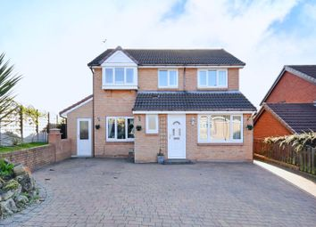 Thumbnail 3 bed detached house for sale in Wooldale Drive, Owlthorpe, Sheffield
